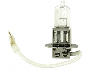 ŻARÓWKA GE H3 PK22S 12V GENERAL ELECTRIC HALOGEN